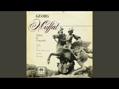 Concerto grosso, G-dúr (Propitia Sydera) II. Air