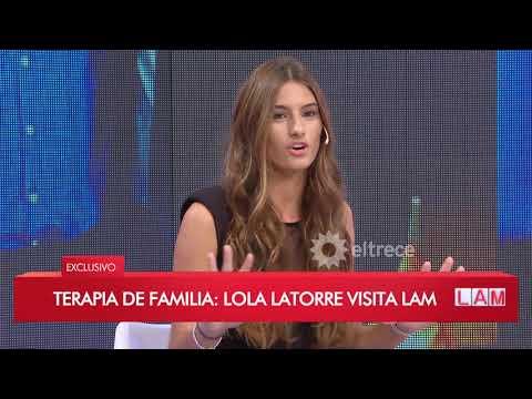 Lola Latorre se confiesa en LAM ¡Con Yanina como conductora!