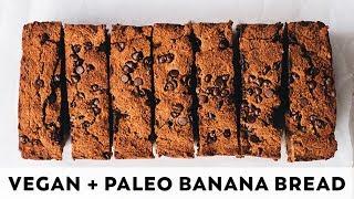RECIPE: https://www.feastingonfruit.com/chocolate-chip-banana-bread...