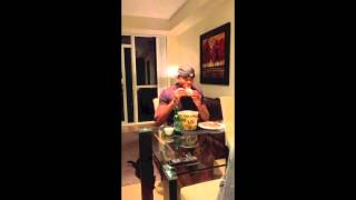 KFC Bucket challenge!  A must watch!!