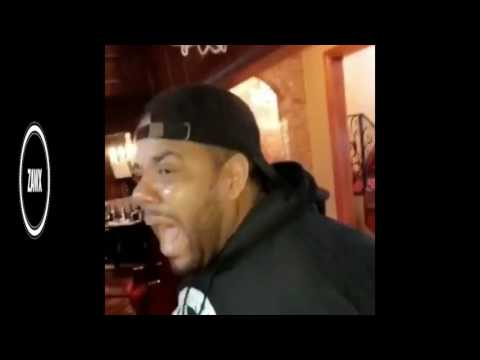 Hitman Holla and Charlie Clips Bully Conceited at Nick Cannons House