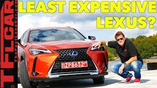 2019 Lexus Ux Review: These Are The Top 10 Things You Need To Know!