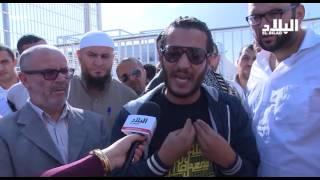 عمال ترامواي الجزائر يصرون على مواصلة إضراب مفتوح  -elbiladtv-