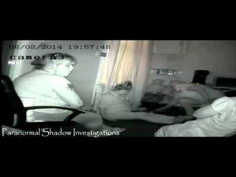 Psi Capture Paranormal Activity on Private Investigation. Ghost,Spirit or Poltergeist?