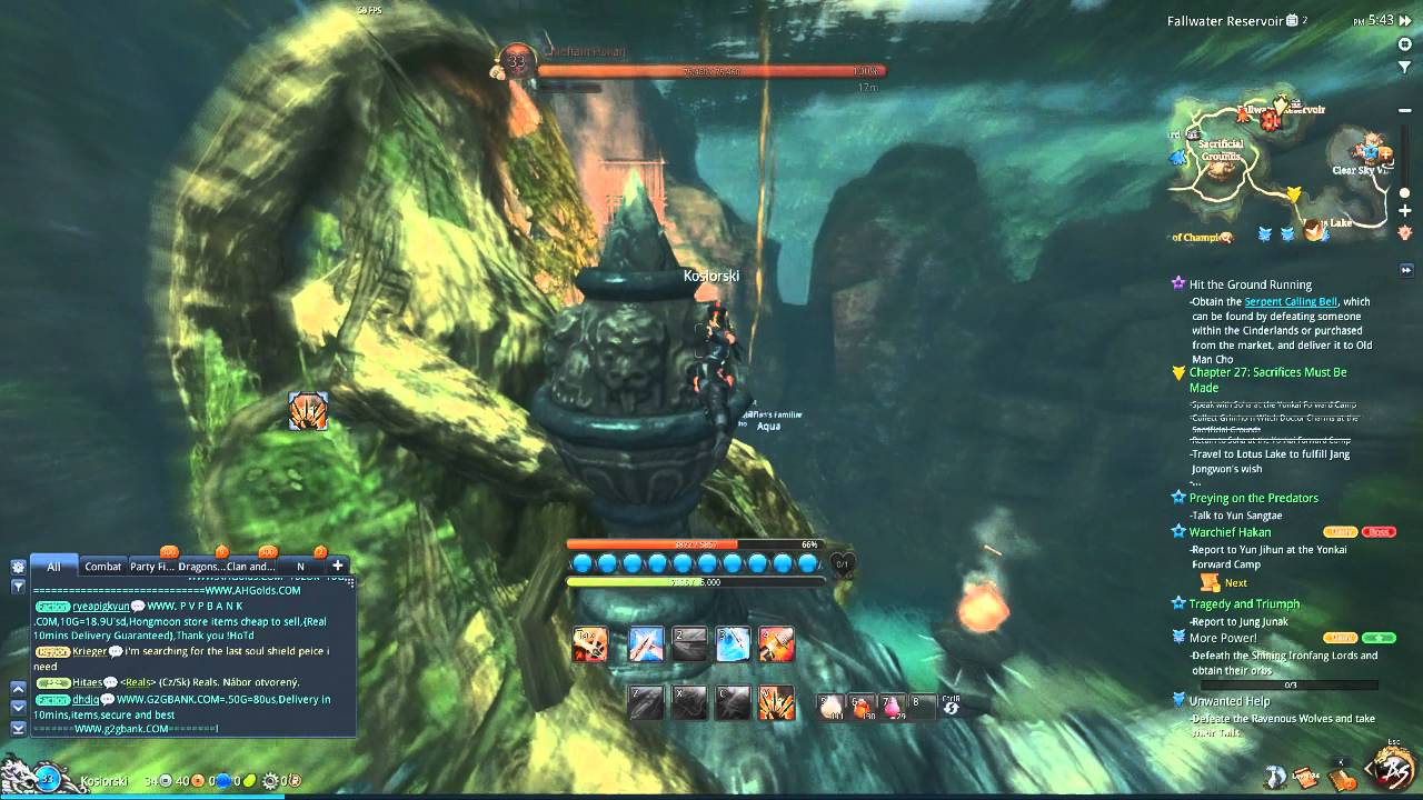 Blade and soul release date usa in Australia