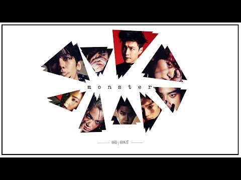 EXO (엑소) | Monster (Chinese ver.) [chinese/pinyin/english]