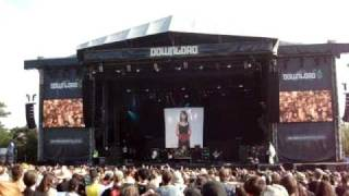 Live @ download festival, 2nd stage 12/6/2009 (friday)