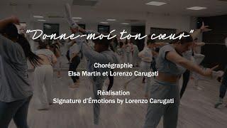 """""""DONNE-MOI TON CŒUR"""" STRACE DANCE CENTER"""