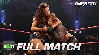 Madison Rayne vs Mickie James: FULL MATCH (TNA Genesis 2011) | IMPACT Wrestling Full Matches