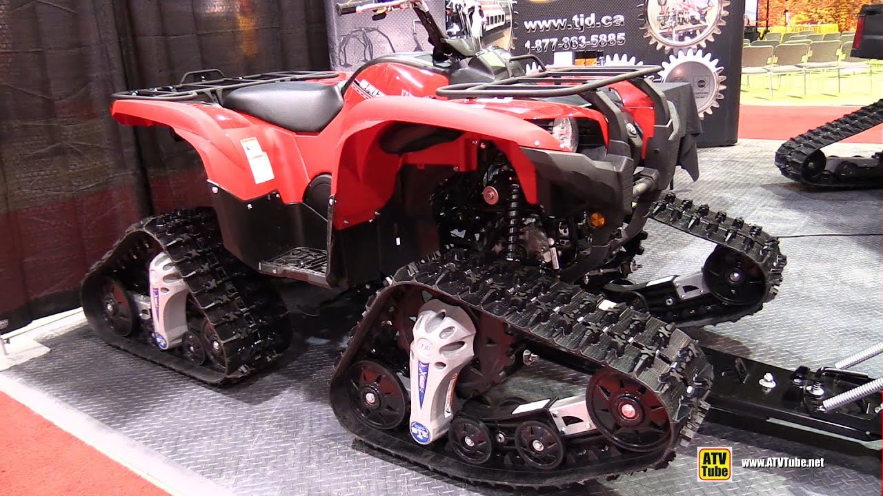Yamaha 2015 grizzly autos post for Yamaha grizzly 660 tracks