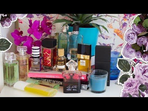 Моя коллекция парфюмерии   Все мои люксовые ароматы!   Вместе с Jonny Brown Eyes   Anisia Beauty