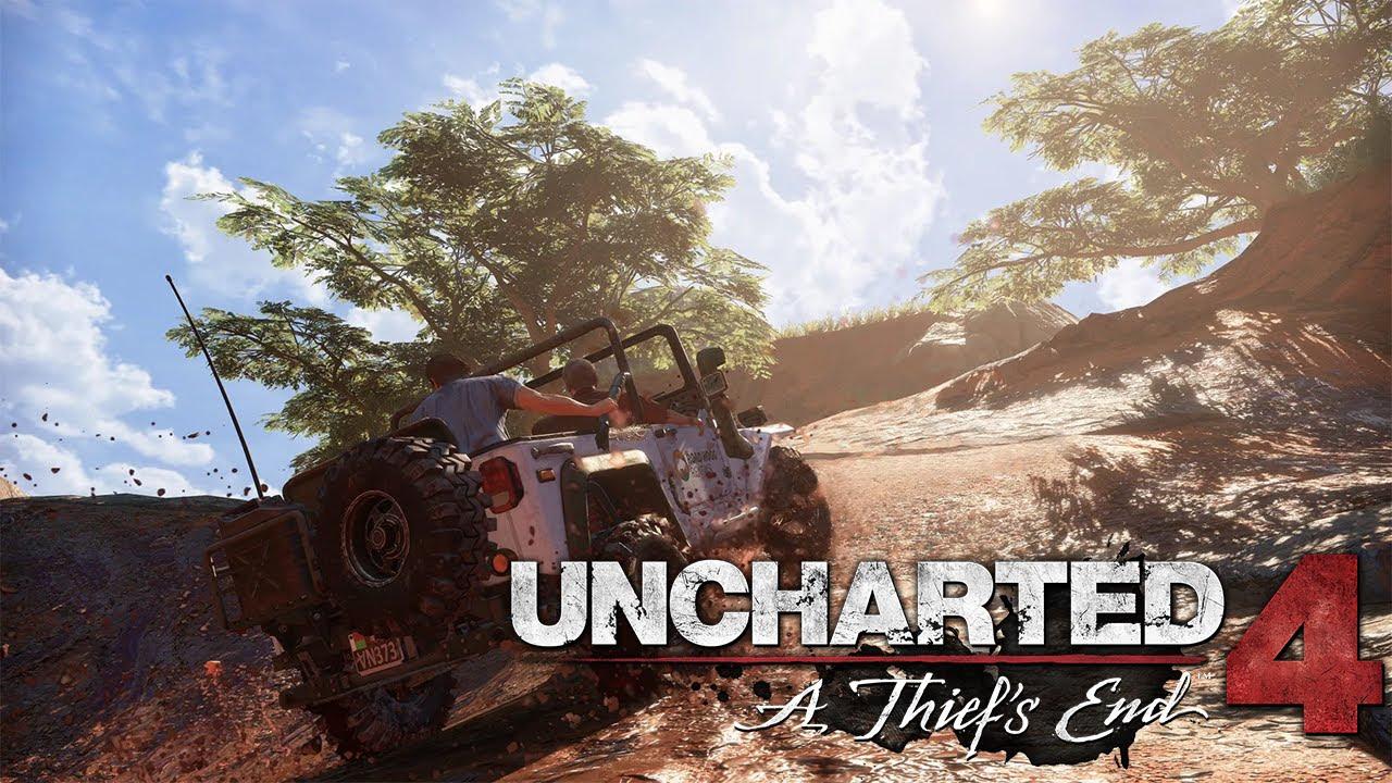 Uncharted 4 A Thief's End - Mağara - Bölüm 7