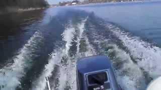 Yamaha 6 hp 2 stroke +Callegari 270m=29km/h