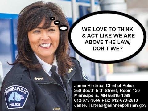 Lion News: Two Harassing Phone Calls From Minneapolis Deputy Chief Of Police Travis Glampe?
