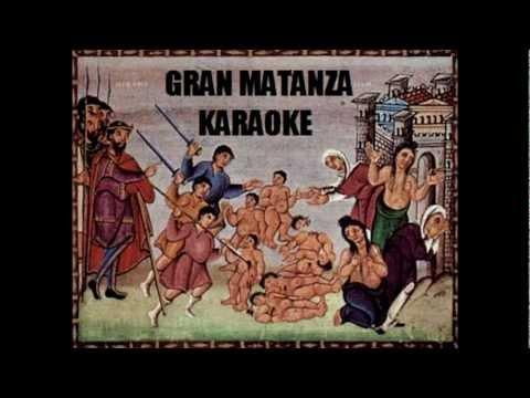 Gran matanza karaoke: Cazadores de marrón.