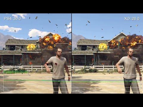 Performance Analysis: Grand Theft Auto 5 • Eurogamer net
