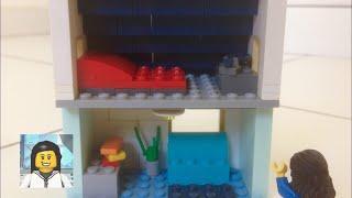 LEGO - Como Construir uma Casa Super Simples de Lego