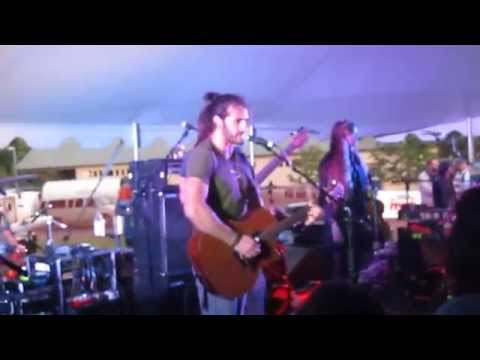 Burn Brightly - Adam Ezra Group @ Harvest Moon 2014