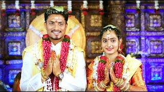 { Aarani + Tarun }  Cinematic Wedding Highlights {4K}