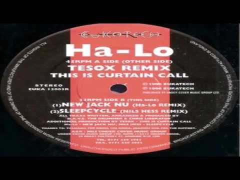 Ha - Lo - This Is Curtain Call (Tesox Remix)