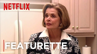 Arrested Development - Behind the Scenes | Jessica Walter's Favorite Moments | Netflix