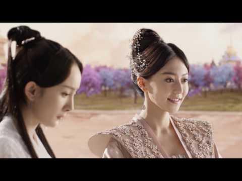 電視劇三生三世十里桃花 Eternal Love(a.k.a. Ten Miles of Peach Blossoms)第二十一集 EP21 楊冪 趙又廷