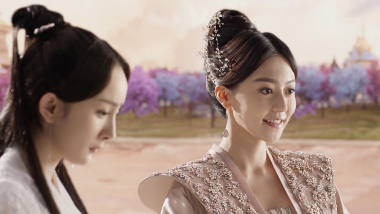 電視劇三生三世十里桃花 Eternal Love(a.k.a. Ten Miles of Peach Blossoms)第二十一集 EP21 楊冪 趙又廷 - YouTube