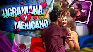UNA UCRANIANA ENAMORADA DE UN MEXICANO     historia de amor