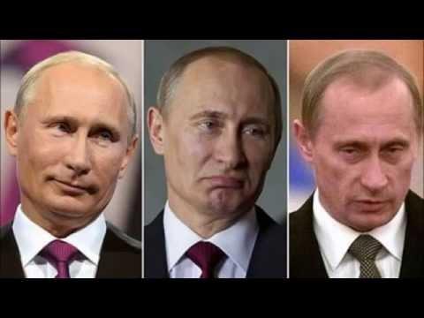 Путина подменили, и