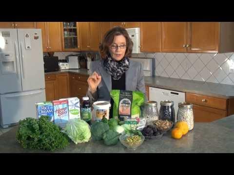 "Cow-free Calcium; ""Becoming Vegan: Express Edition"" Registered Dietitian Brenda Davis"