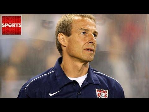 Jurgen Klinsmann Fired!