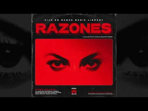 "Hijo De Ramon Music Library Volume 10 ""RAZONES"""
