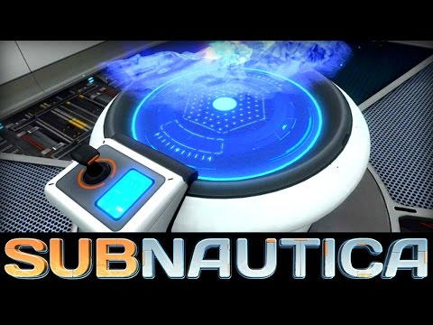 Subnautica - SCANNER ROOM / MACHINE UPDATE | Let's Play Subnautica (Gameplay)