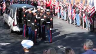 """WITH HONOR"" - MARINE PFC JASON H. ESTOPINAL"