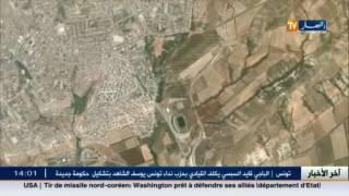 تندوف : القبض على بارون مخذرات بحوزته مسدس رشاش من نوع كلاشنكوف ومخزن ذخيرة