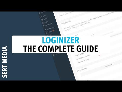 Loginizer Tutorial 2020 - How To Setup Loginizer Plugin For WordPress - Loginizer WordPress Plugin