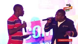 Alex Muhangi Comedy Store April18 - Pst. Bujingo