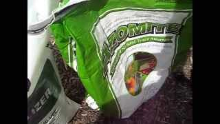 Minerals,  Fertilizers, Mycorrhizae/ Fungus for Awesome Healthy Garden Plants
