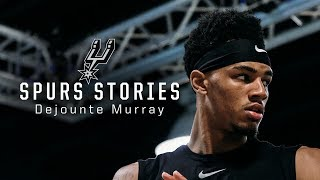 Spurs Stories: Dejounte Murray