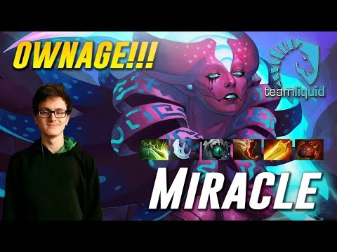Miracle Spectre 31 KILLS Ownage - Dota 2 Pro MMR Gameplay