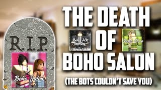 ROBLOX Boho Salon is Dead [REUPLOAD]