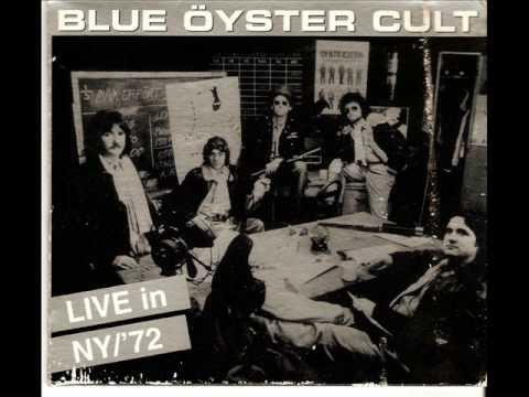 Blue Oyster Cult - Live - Buck's Boogie - 1972