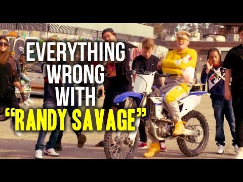 "Everything Wrong With Jake Paul - ""Randy Savage"""