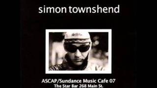 Watch Simon Townshend Im Alright video