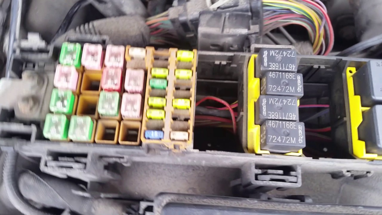 Kill Switch On A 2005 Jeep Grand Cherokee Youtube 2000 Fuse Location Free Download Wiring Diagram
