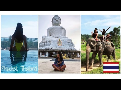 ♥︎ Travel VLOG: I went to PHUKET, THAILAND 🇹🇭♥︎
