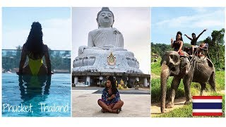 ♥︎ Travel VLOG: I went to PHUKET, THAILAND ????????♥︎