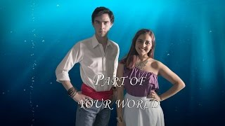 Part of Your world (The Little Mermaid/Disney) Cover HousePuzzle ft Pau Rodriguez