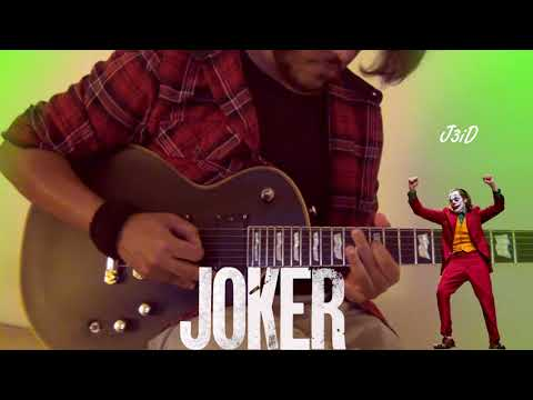Joker Stairs Dancing Scene 2019 - Guitar Cover