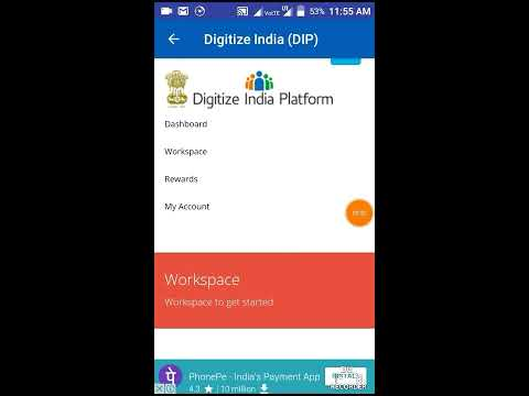 How to earn money online – Digitize India Mobile a